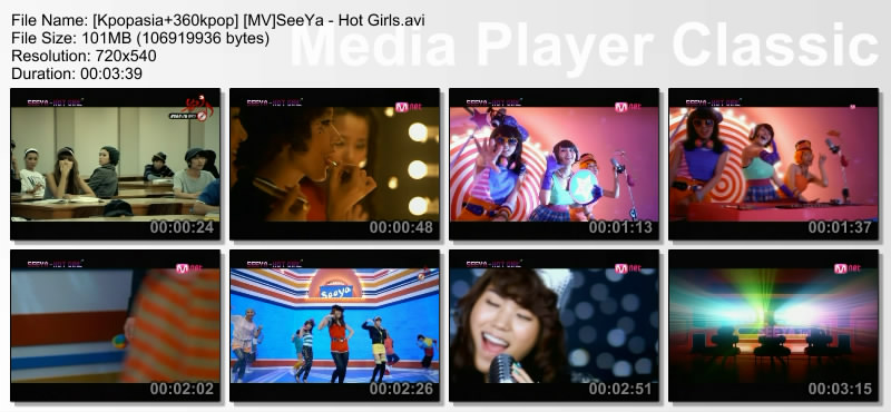 Seeya hot girl mv 2